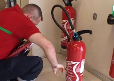 Technicien(ne) incendie